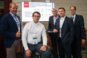 IDC - Smart Manufacturing, Plzeň 12. listopadu 2019